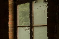 Fenster grün-rot