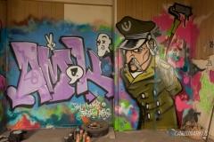 Graffiti-Polizei