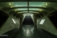 Alien Stairways