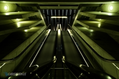 Alien Escalator