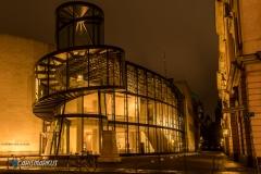 Treppe am Deutschen Historischen Museum