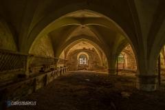 Der Stall im Kloster