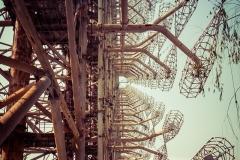 "Radarstation Duga 3 ""Woodpecker"""