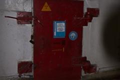 Tür zu Reaktor 4