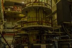 Turbinenhalle Reaktor 3