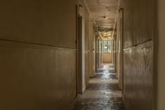 Abandoned floor