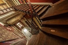 Stürzende Treppen