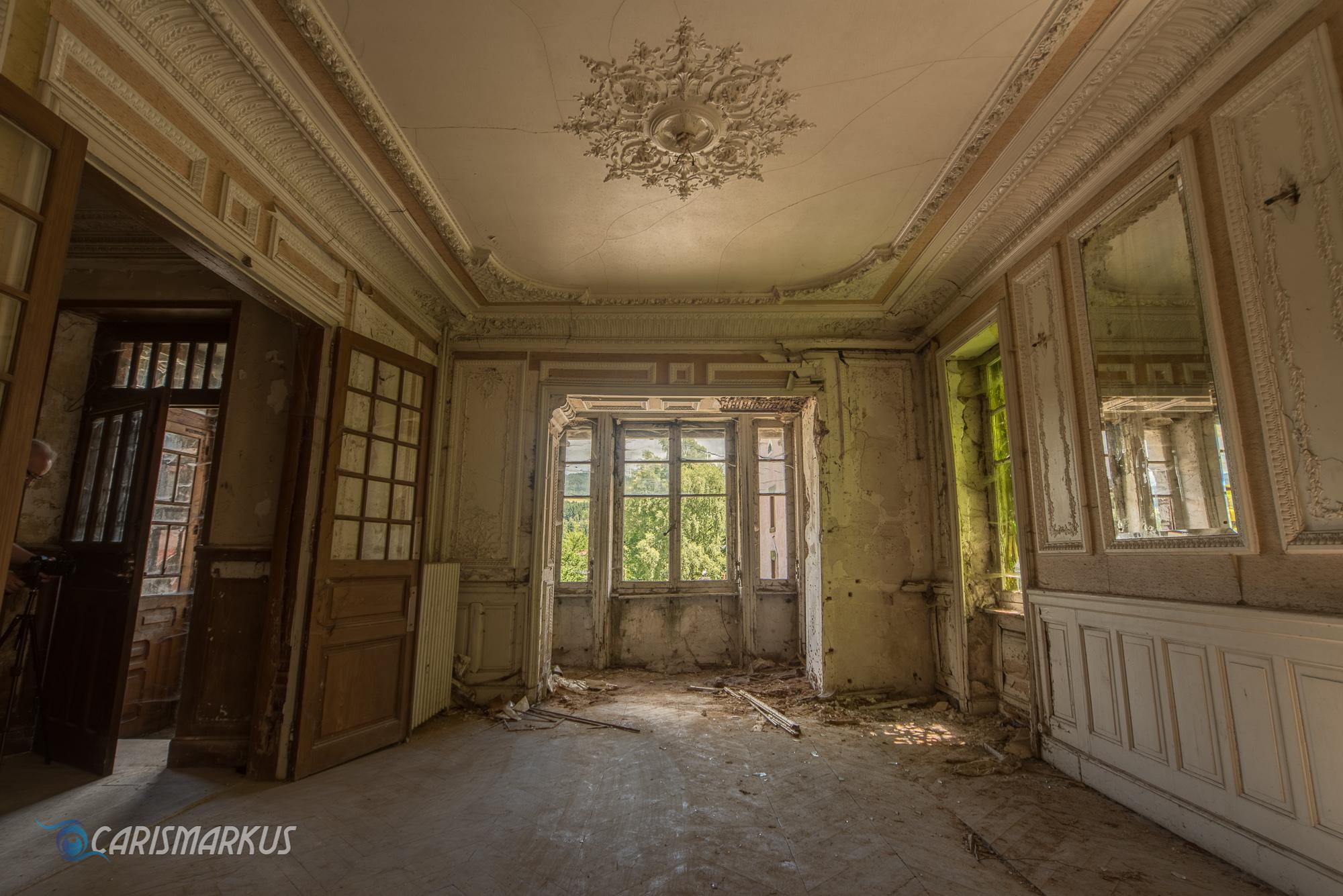 Dyanes Wohnzimmer