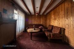 Wohnzimmer ohne Felle