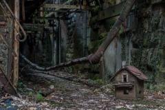Abandoned Vogelhaus