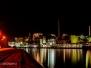 Rheinhafen Kehl bei Nacht