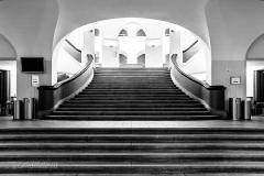 Eingang Uni Zürich