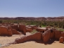 Verlassenes Dorf K'sar Süd-Algerien