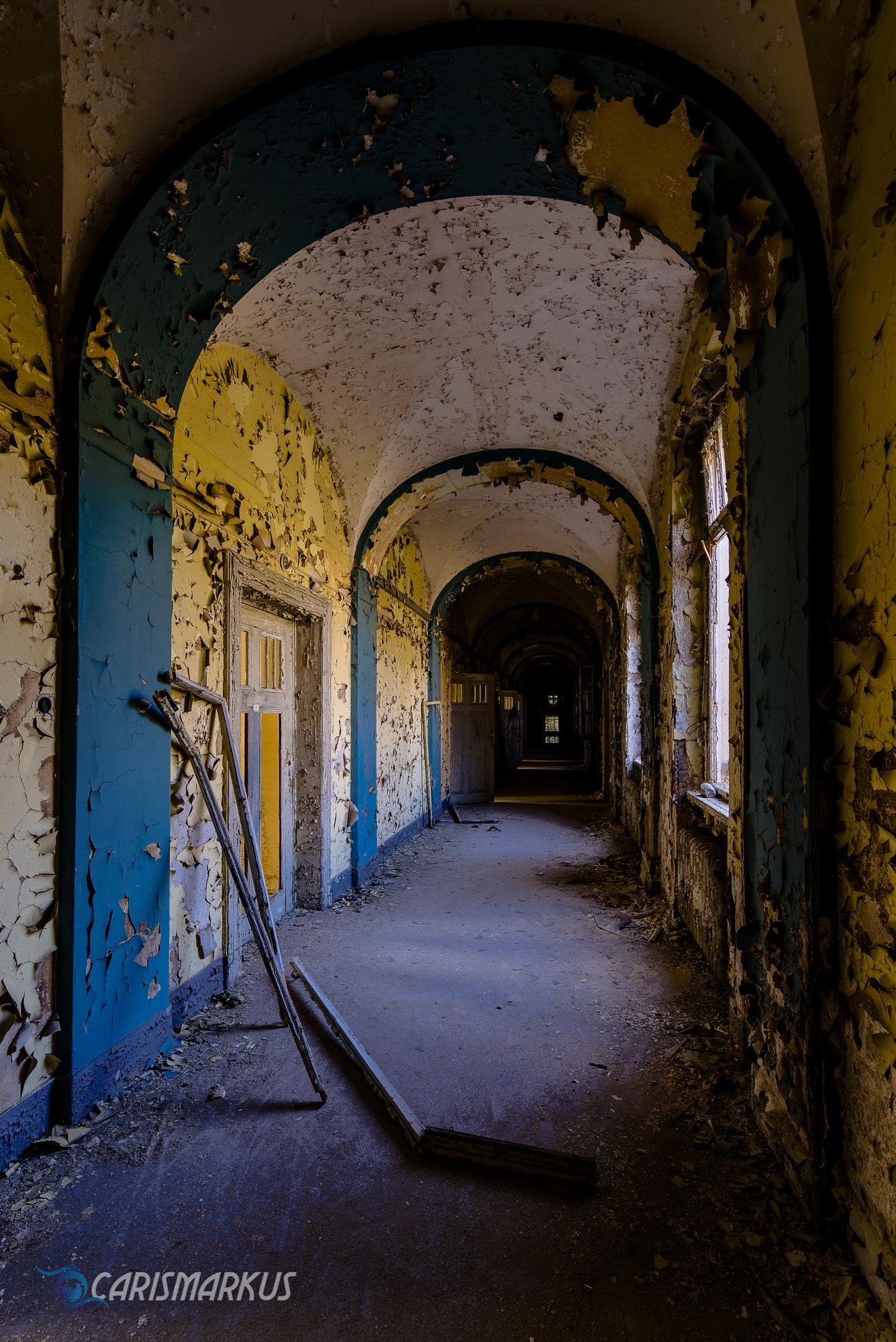 Enlighted Corridor (II)